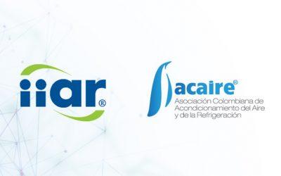 IIAR, ICONTEC & ACAIRE