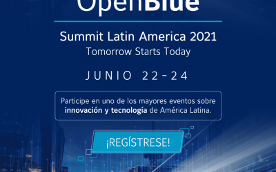 OpenBlue Summit Latin America 2021 Tomorrow Starts Today